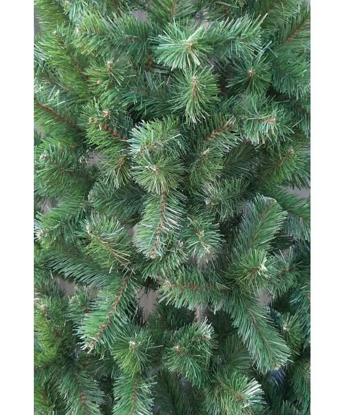 Елка искусственная Европейская зелёная 220 см