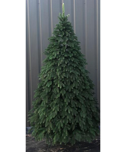 Елка искусственная Альпийская зелёная литая 180 см