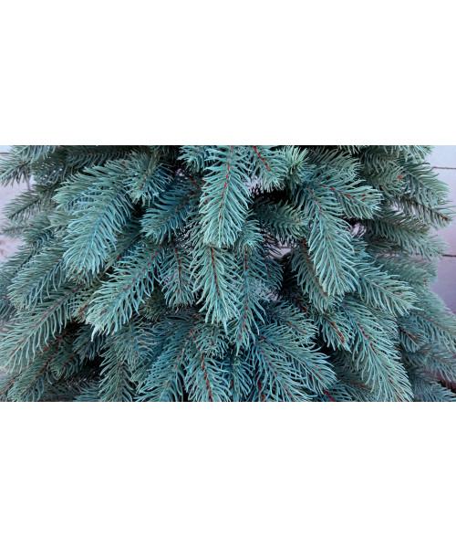 Елка Ковалевская искусственная голубая литая 150 см