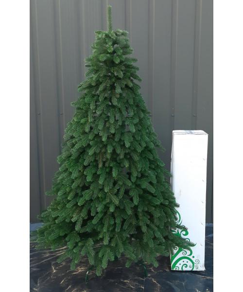 Елка искусственная Президентская зелёная литая 1,5 м