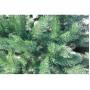 Елка искусственная Буковельская зелёная литая 1,1 м